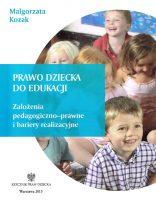 Prawo Dziecka Do Edukacji
